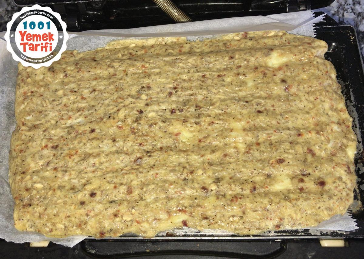 Yulaf Tost tarifi-yulaflı tost nasıl yapılır