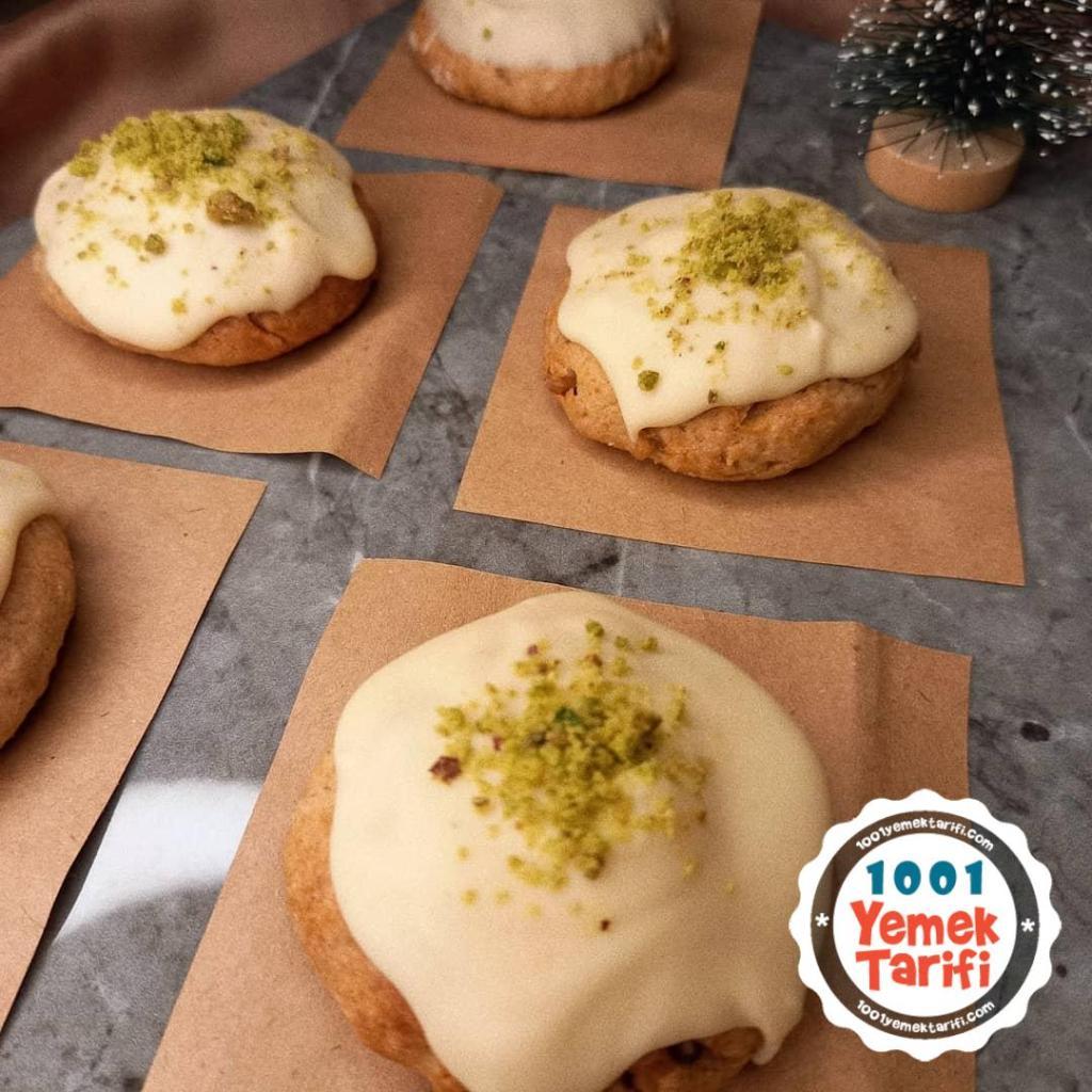 limonlu ve cevizli kurabiye tarifi nasıl yapılır