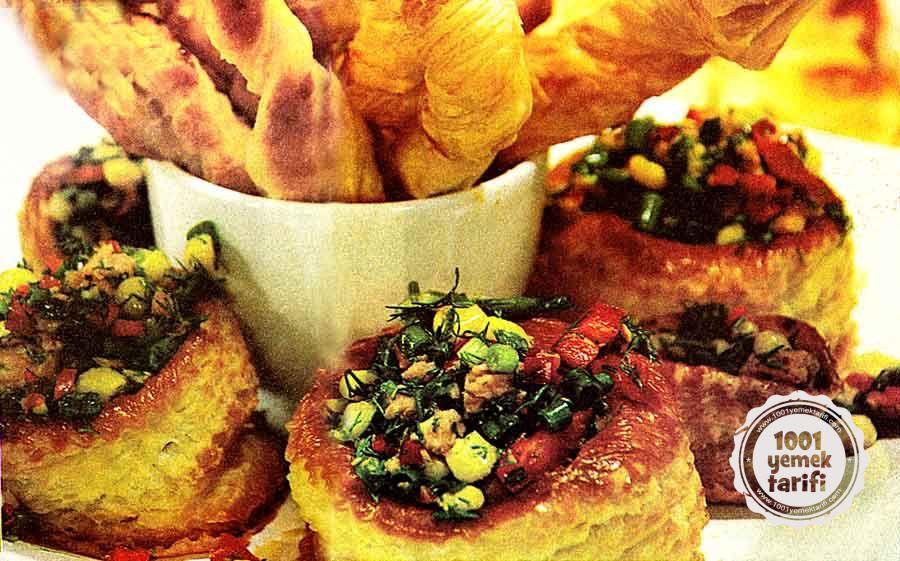 Nefis Milfoy Tarifi-Ton balikli Milfoy Yapimi-kalori ve besin degeri-resimli-1001yemektarifi