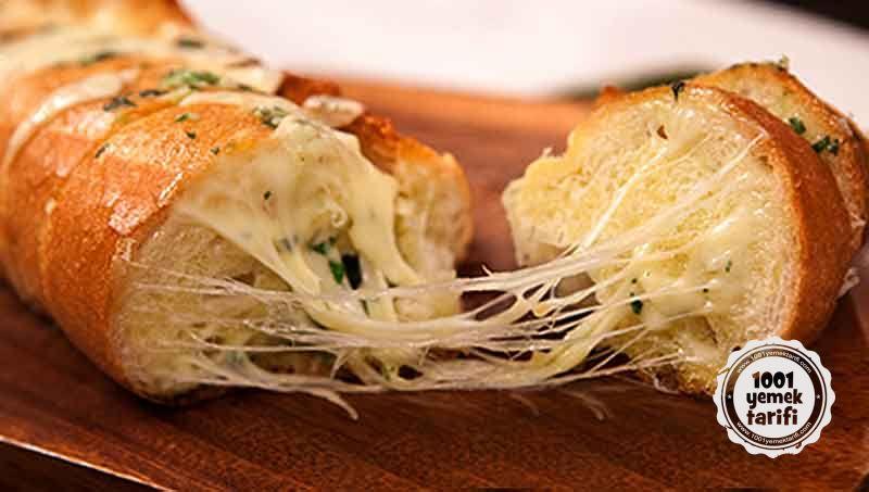 Nefis Peynirli Ekmek Tarifi-kalori ve besin degeriyle-resimli yemek tarifleri-kolay ve pratik ekmek yapimi