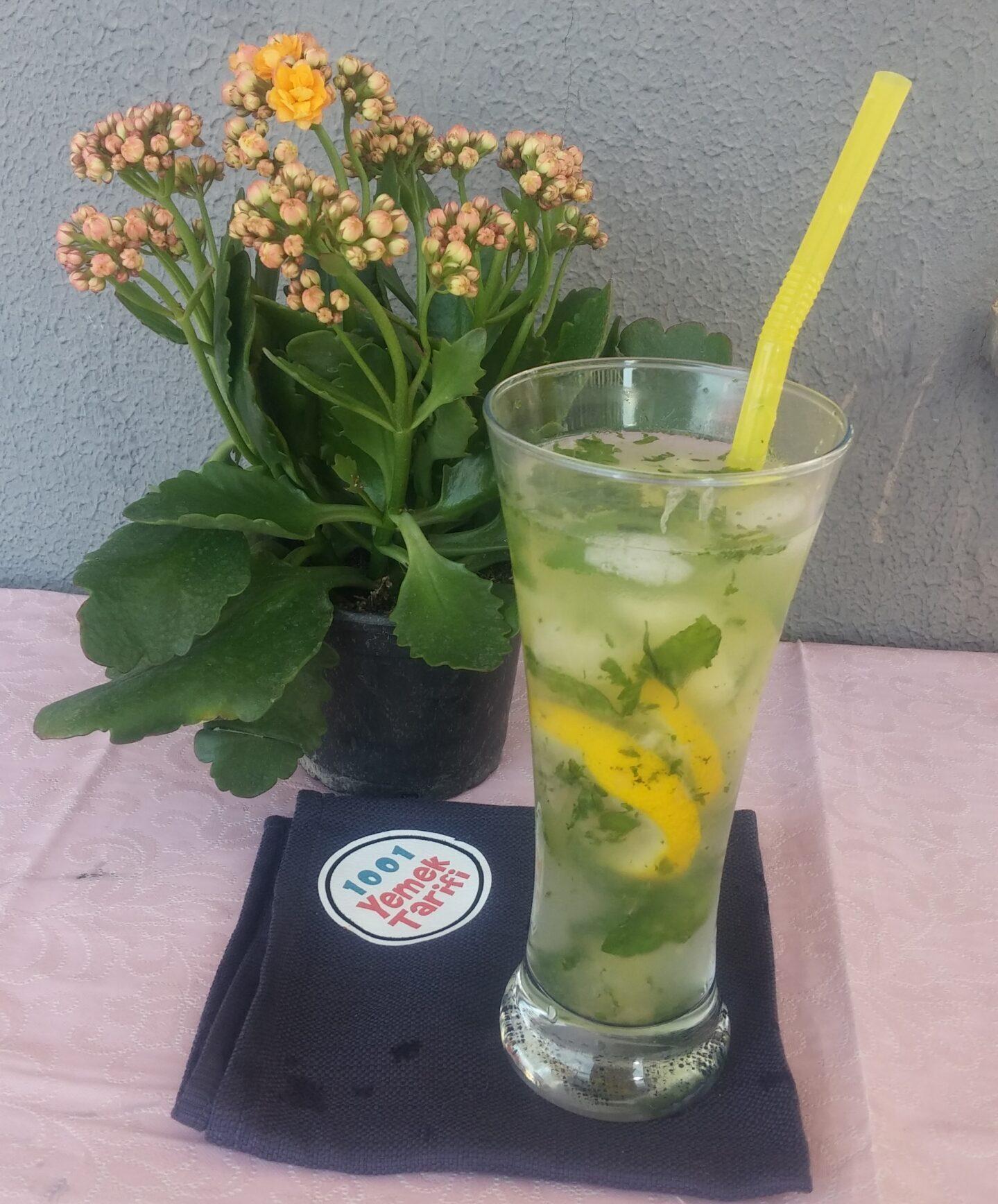 Ev yapımı Cool Lime Tarifi