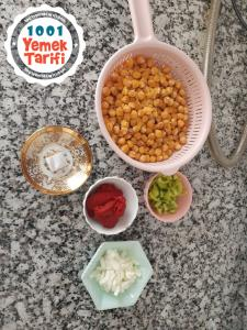 Kolay Nohut Yemeği nasıl yapılır