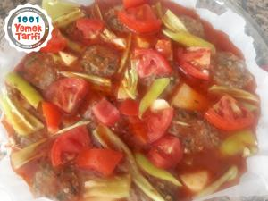 Sebzeli Köfte Tarifi nasıl yapılır