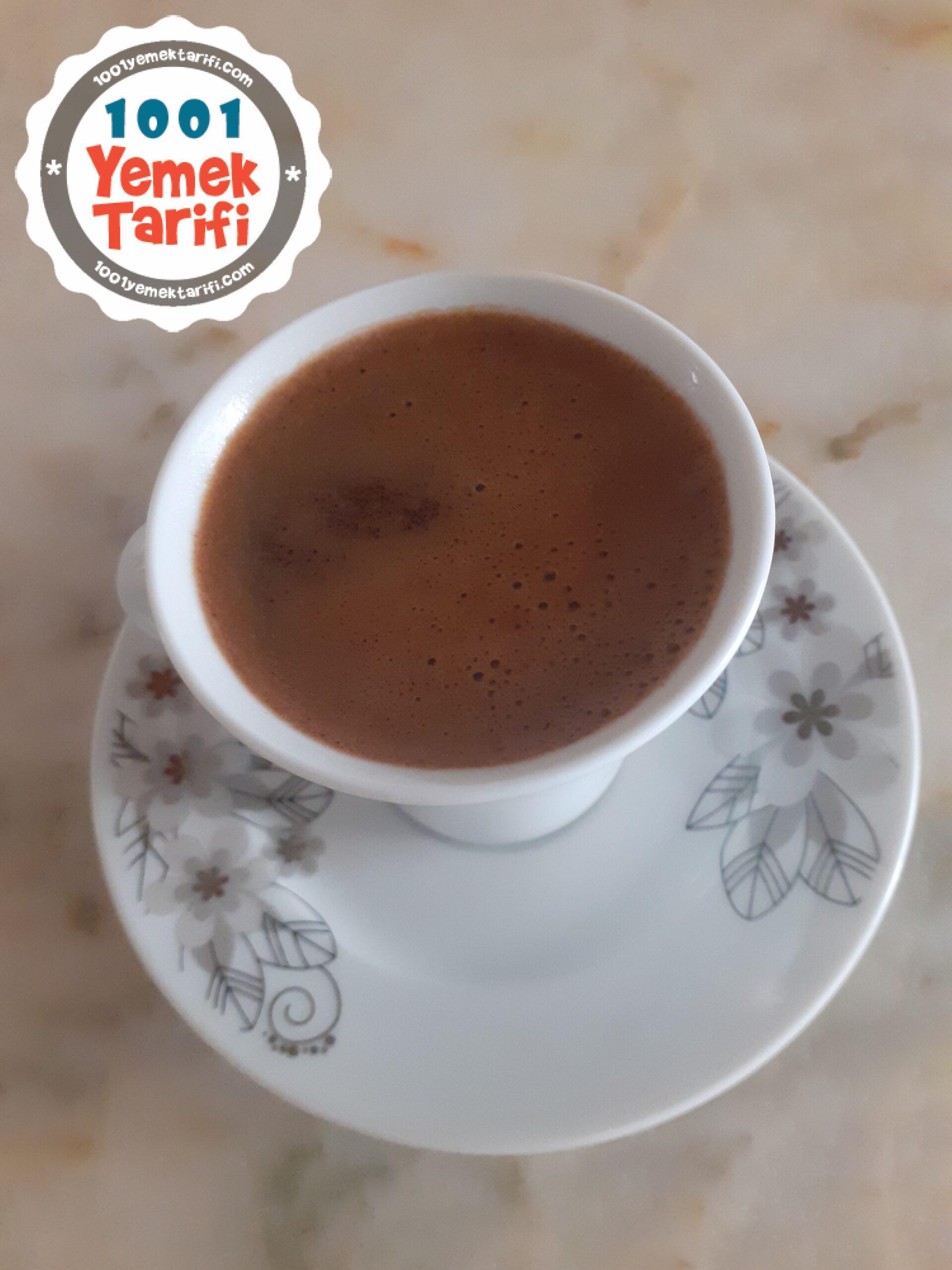 Tereyağlı Tarçınlı Kahve