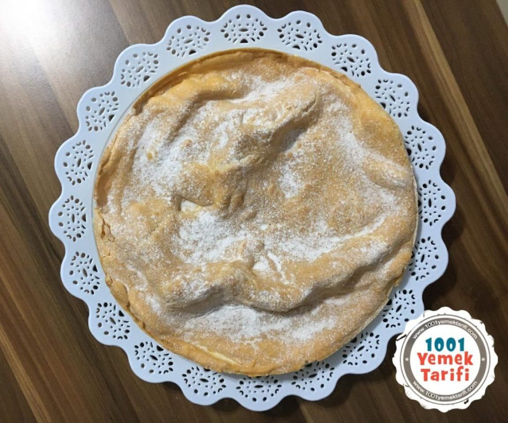 Karpatka Tarifi yapımı nasıl yapılır (Polonya'nın Meşhur Pastası)
