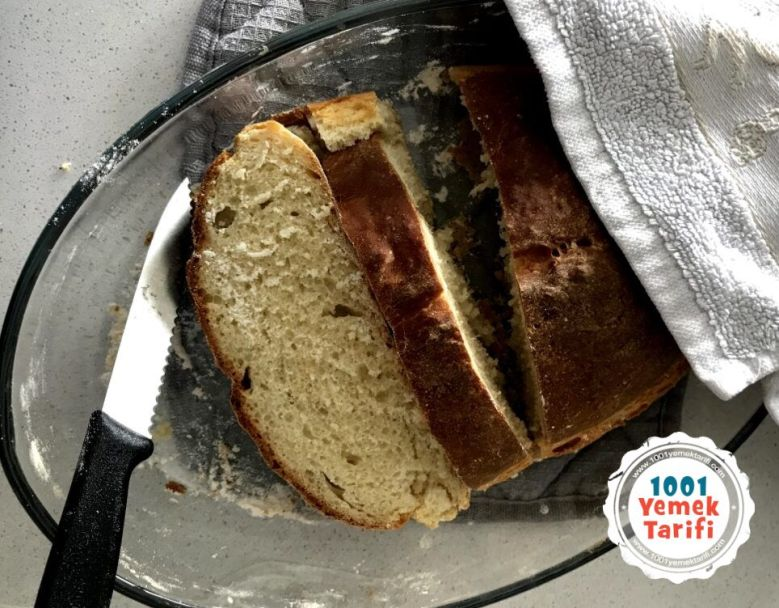 Kepek Ekmeği Tarifi (Kaç Kalori)-1001yemektarifi