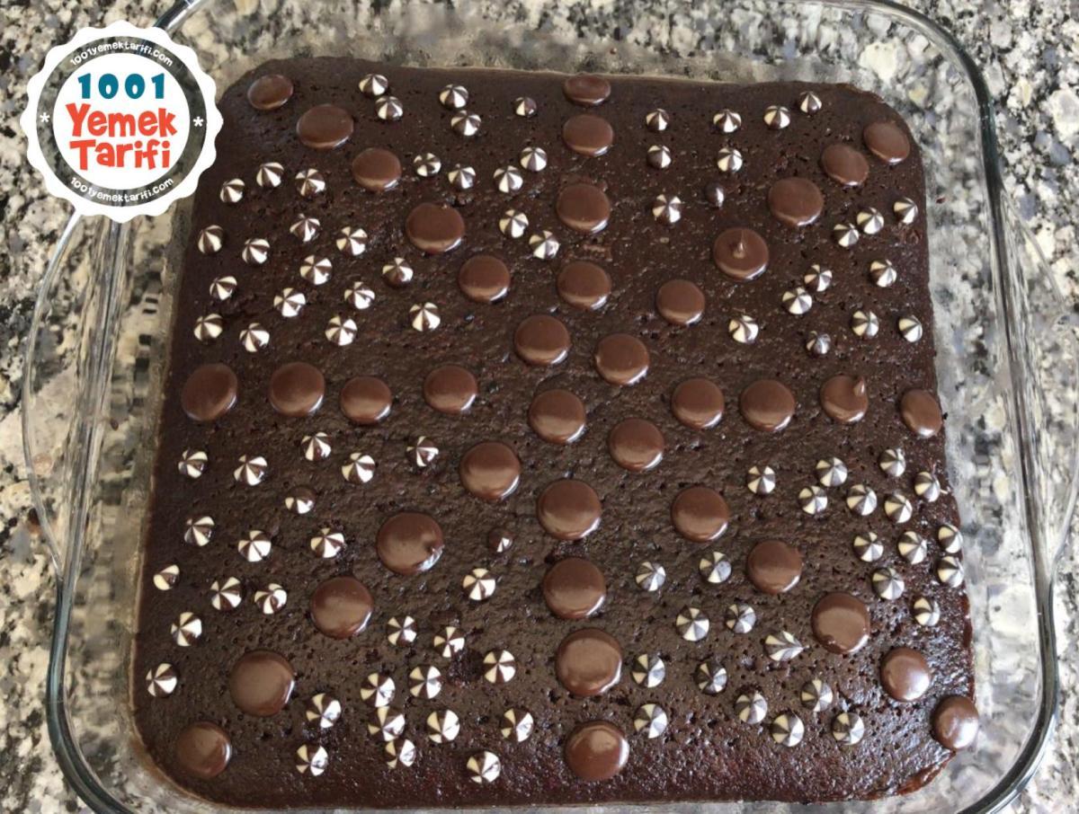 nefis ve kolay ıslak kek tarifi nasıl yapılır