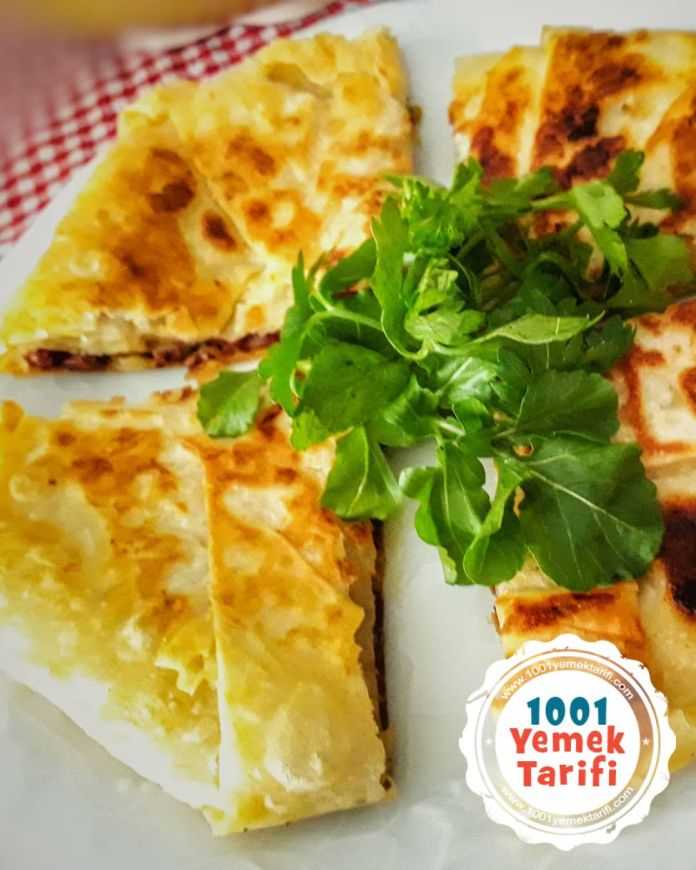 tava böreği tarifi-nasıl yapılır-tava boregi yapimi kac kalori-1001yemektarifi