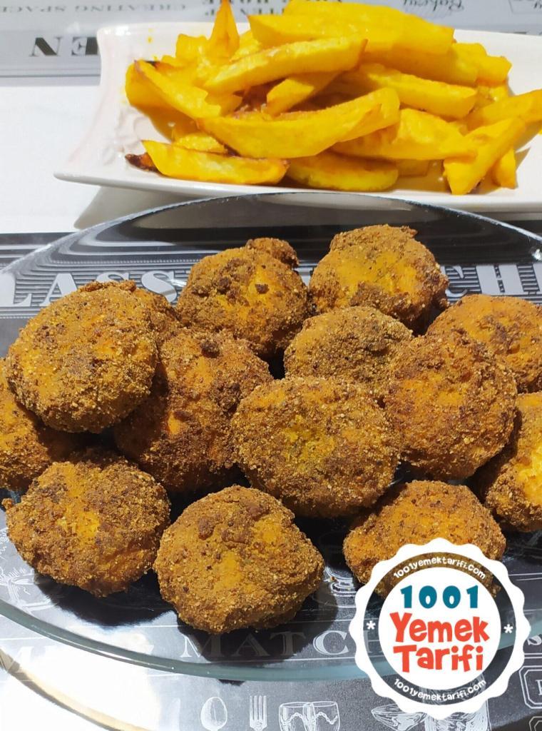 tavuk nugget tarifi-nasıl pişirilir-nugget yapımı