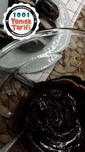 Bitter Çikolatalı Fıstık Ezmeli Hurma Tarifi