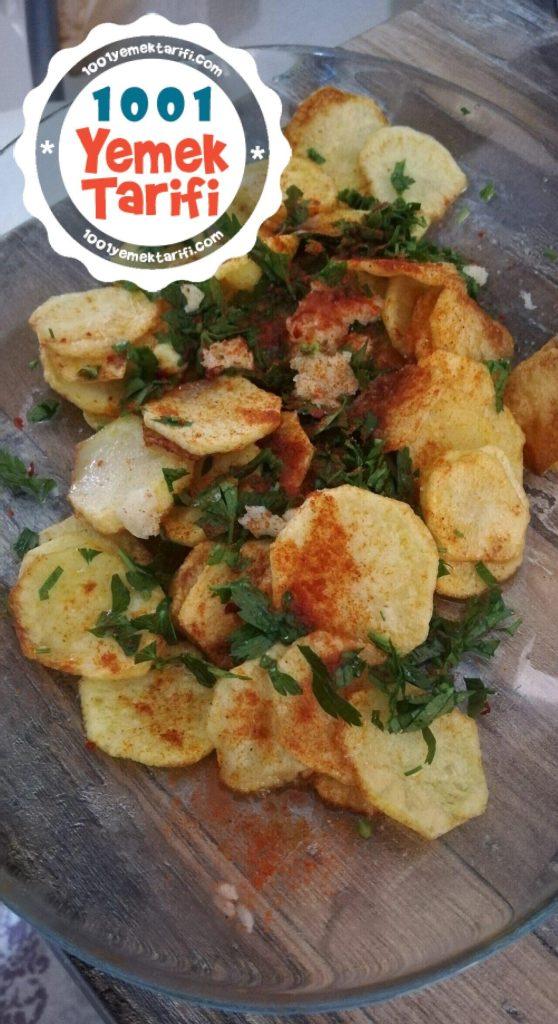 Soslu Patates Tarifi-nasıl yapılır