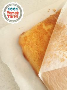 Muzlu Rulo Pasta Nasıl Yapılır