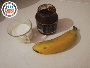Üç Malzemeli Muzlu Dondurma Tarifi
