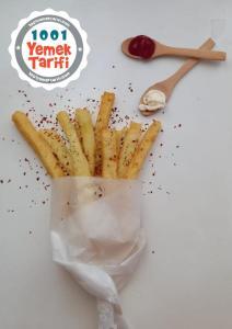 Mc Donalds Çıtır Patates Tarifi-nasıl yapılır-kaç kalori-kfc patates yapımı