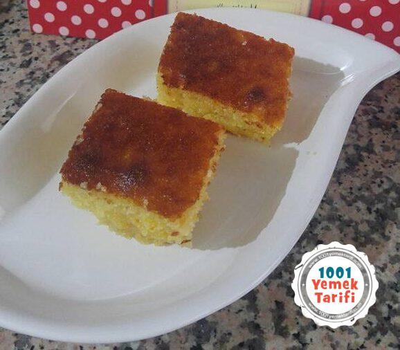 Portakallı Revani Tarifi (nasıl yapılır-kaç kalori)