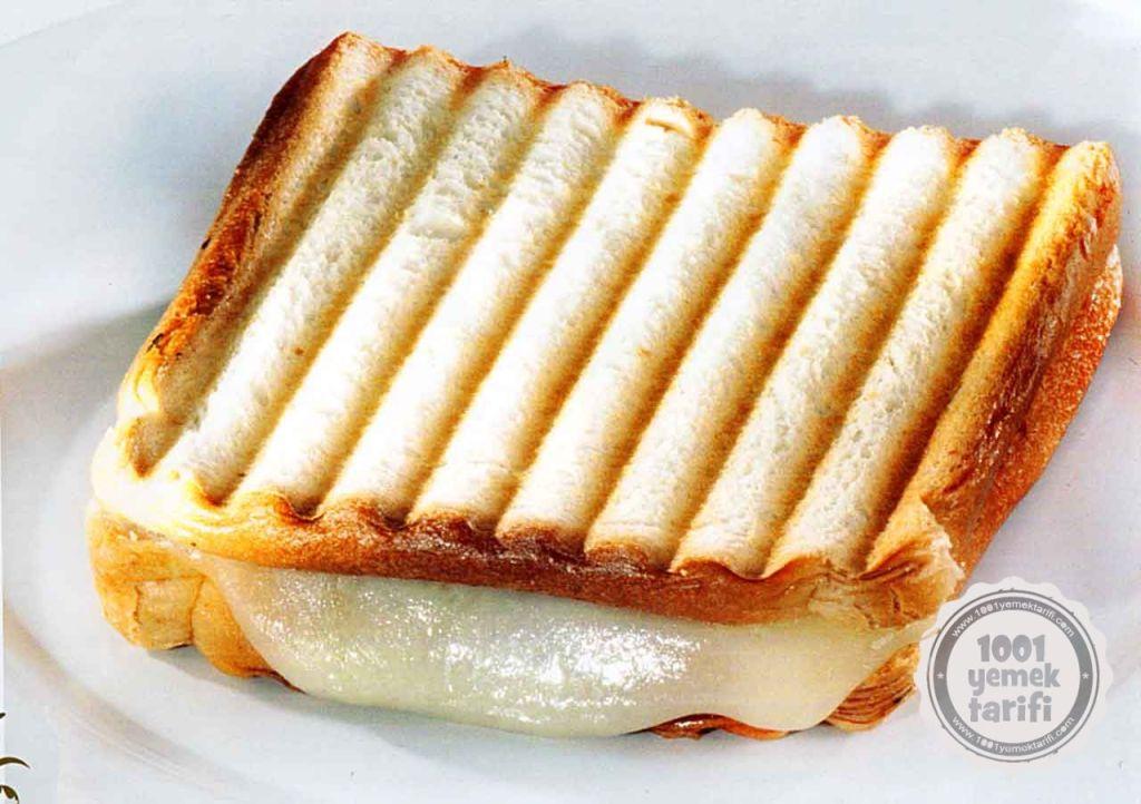 Susurluk tostu nasıl yapılır-susurluk tostu tarifi ve yapımı kaç kalori
