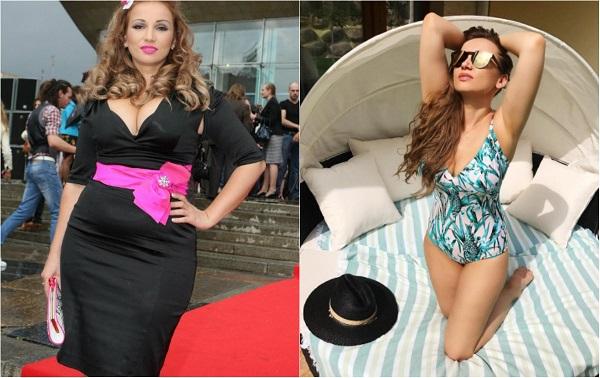 Фото похудевших российских и зарубежных звёзд: результат ...