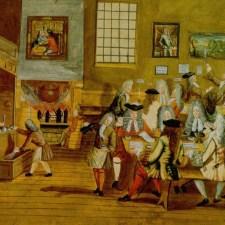 As primeiras cafeterias europeias foram estabelecidas por armênios