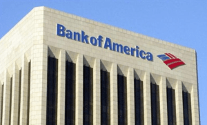 Will Gold 100 Capital Partners Bank of America