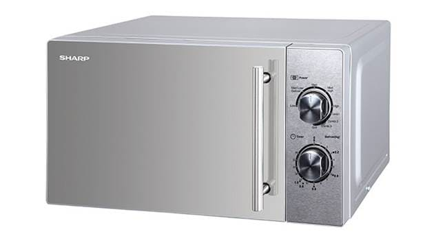 sharp 20l microwave oven