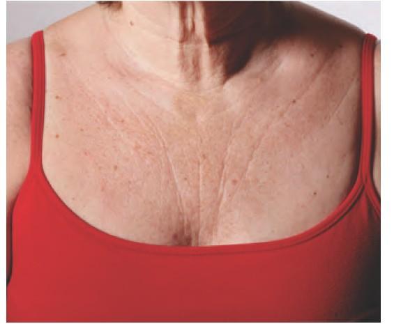 Image result for decolletage neckline