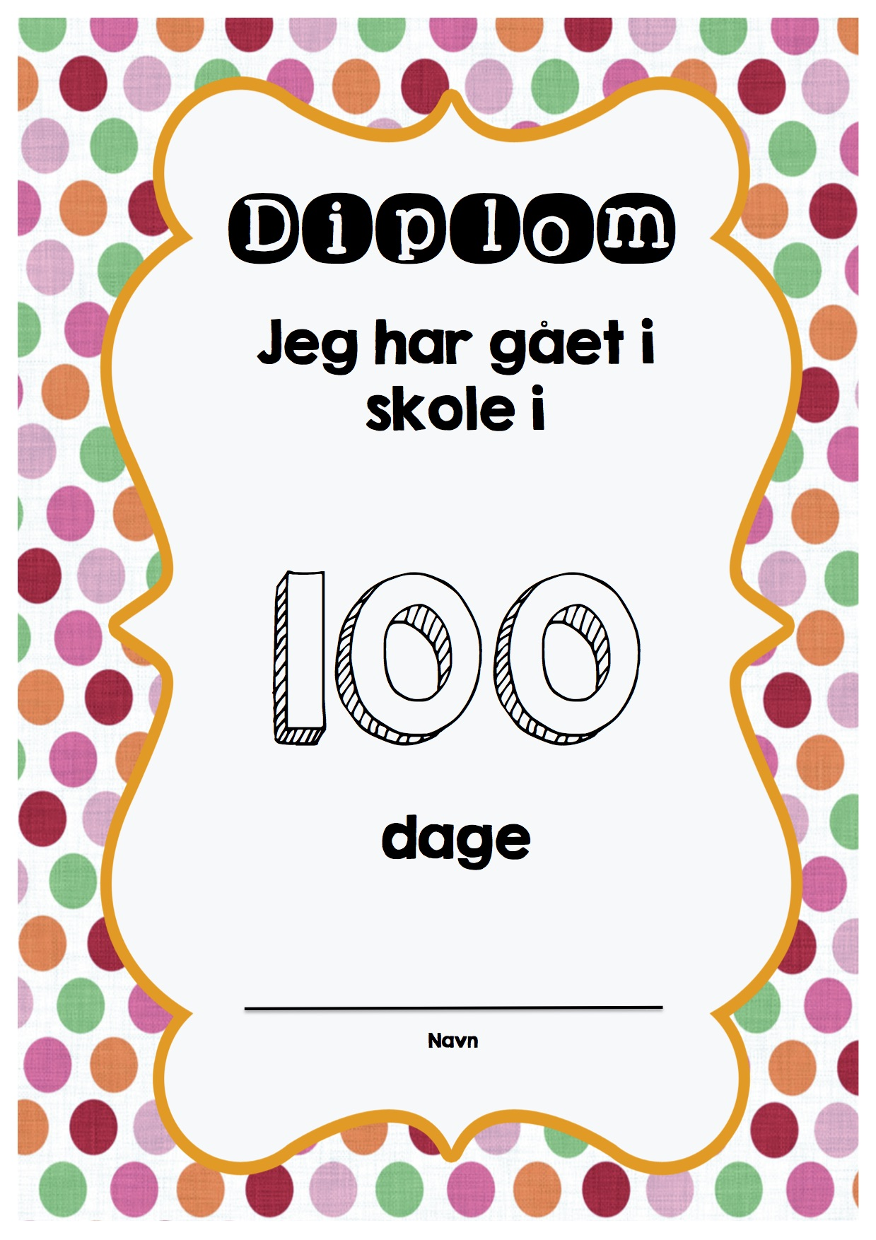 100 dages fest