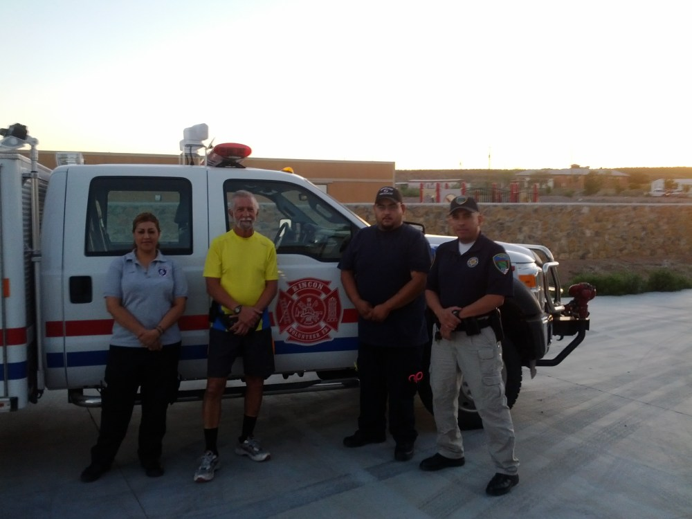 Day 65 - Deming, NM to Silver City, NM (1/2)