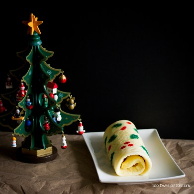 Christmas Swiss Roll