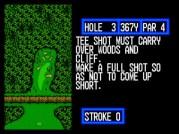 Can golf carts climb that cliff?