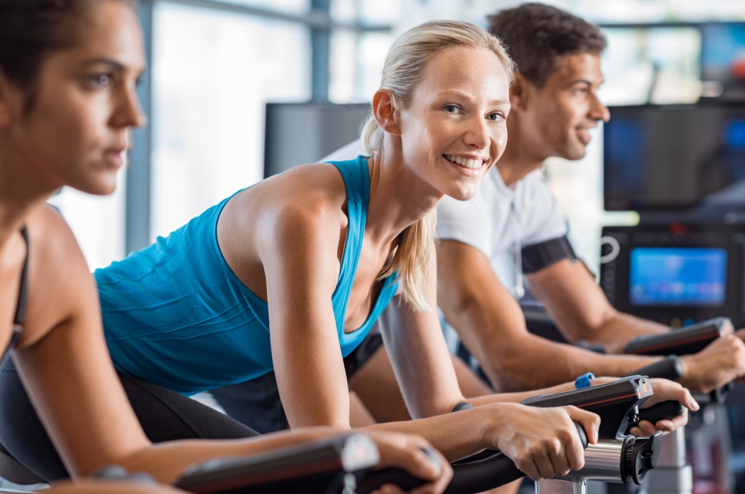 Five Reasons to Try a Spinning Class