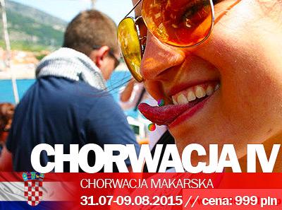 Obóz studencki w Chorwacji IV