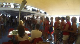 Obóz studencki w Grecji