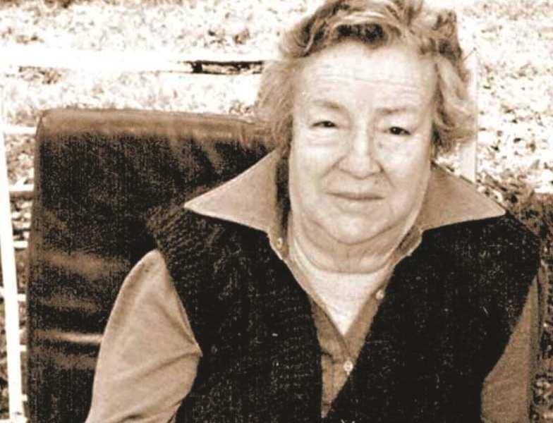 "Marta Schwarz, a ""Anja da Selva""."