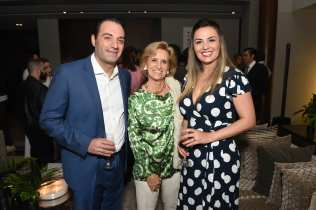 Antonio Filosa, Elena Zegna e Maina Filosa (1)