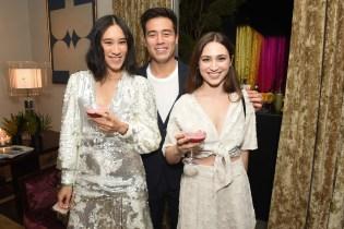 Eva Chen, Landon Morgado e Emilie Fife (1)