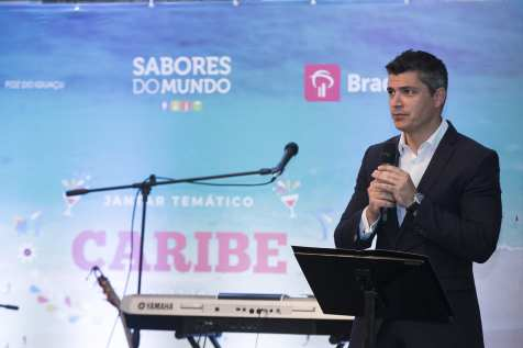 Alexander Borges Gerente Geral Wish Foz do Iguaçu