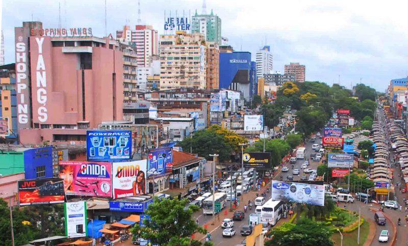 Ciudad del Este Paraguai