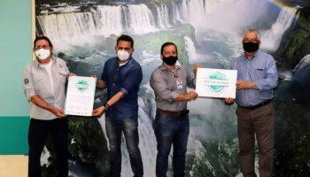 cataratas-recebe-certificação-de-ambiente-protegido