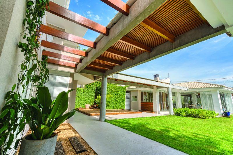 Diego Katrip Arquitetura e o uso da madeira