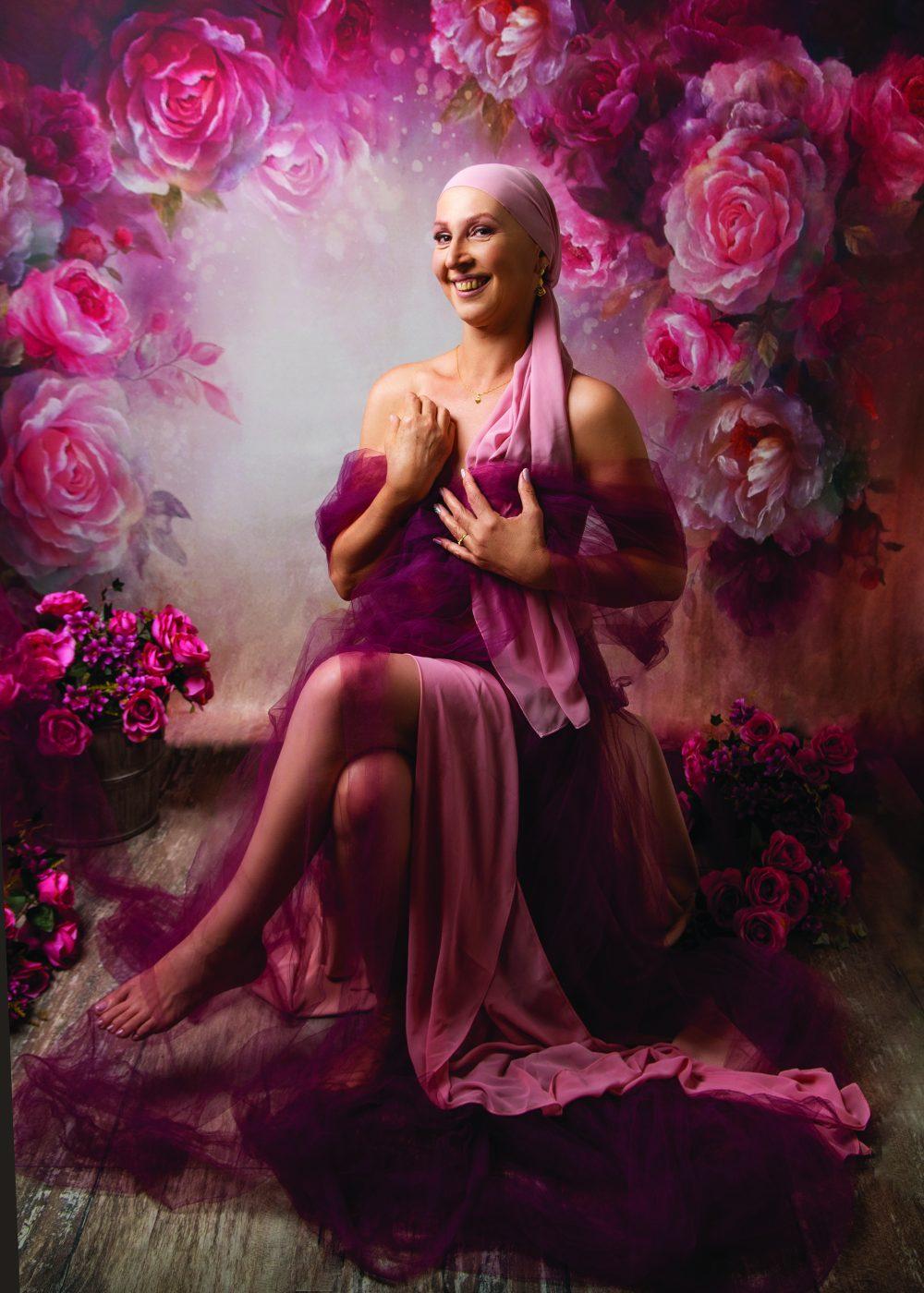 Outubro Rosa ensaio Unican Rose Mary Rosseto