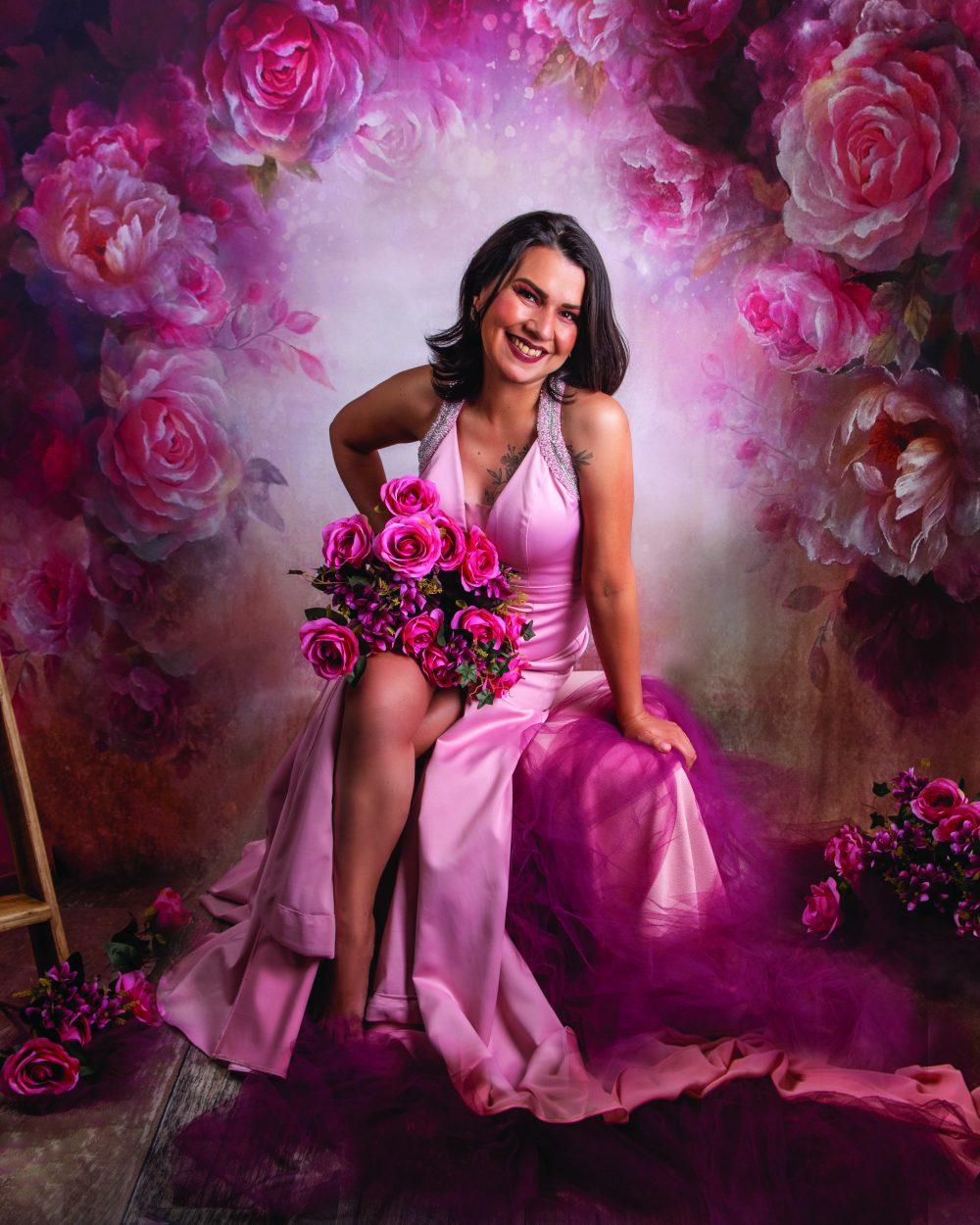 Outubro Rosa ensaio Unican Nelly Aparecida Antunes
