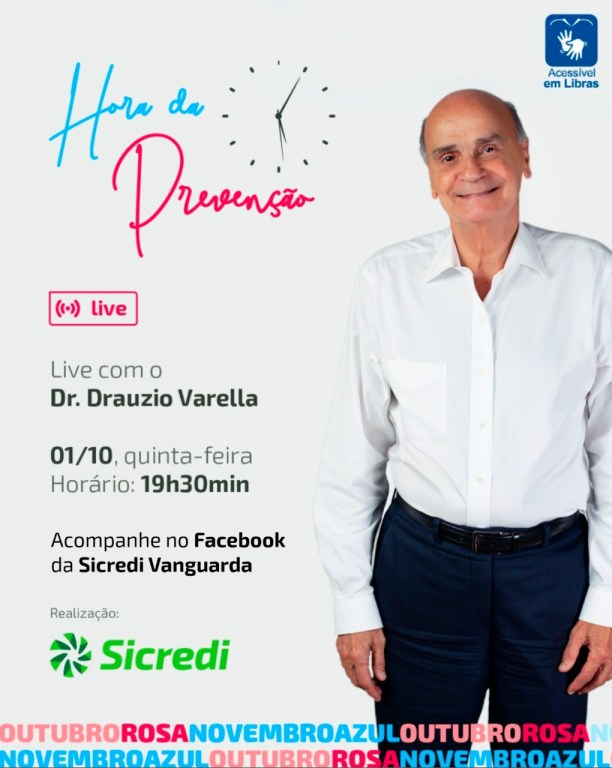 #horadaprevenção - Sicredi