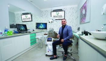 Dr. Said Ali Rahal está a frente da Master