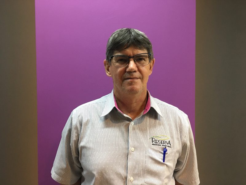 Itacir Mayer - presidente do Sindilojas