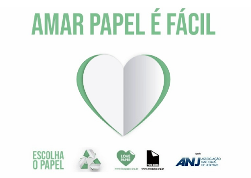 Two Sides campanha sobre o papel