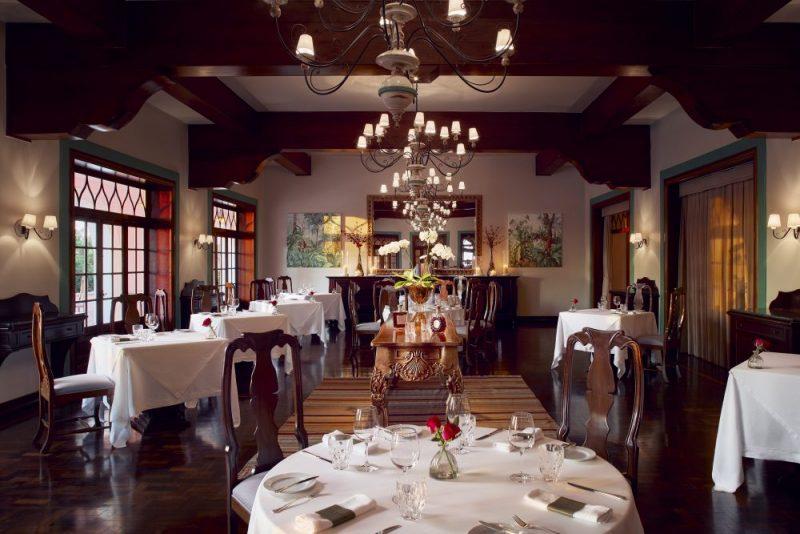 Belmond Hotel das Cataratas restaurante itaipu