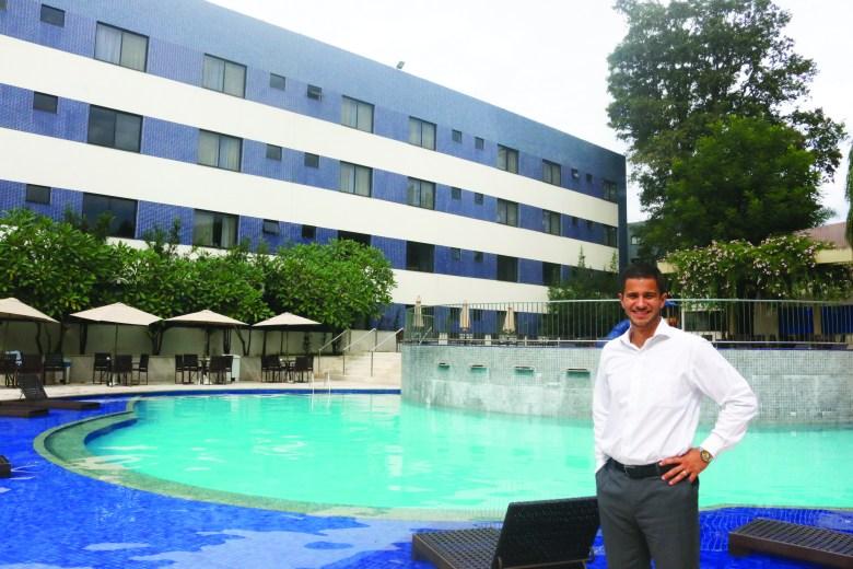 Bruno Belletti é diretor de operaçoes do Grupo Viale