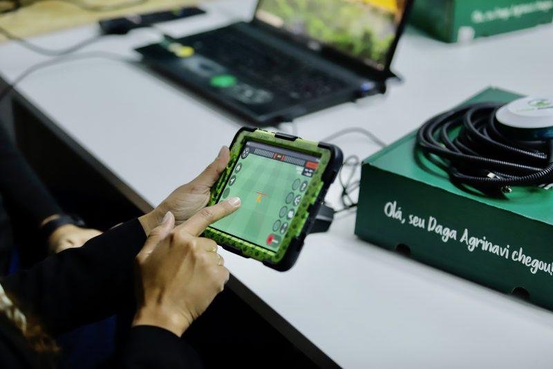 GPS agrícola desenvolvido por incubada do PTI-BR oferece soluções para pequenos e médios produtores rurais