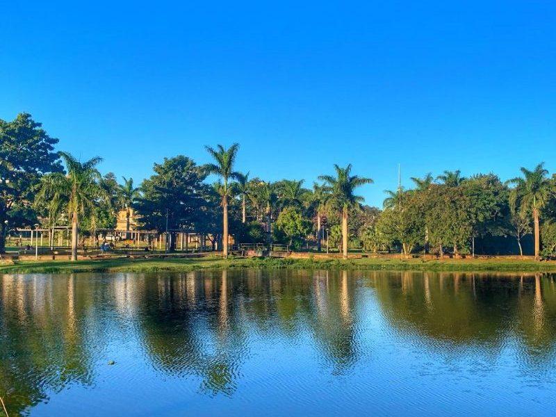 parque monjolo em Foz do Iguaçu