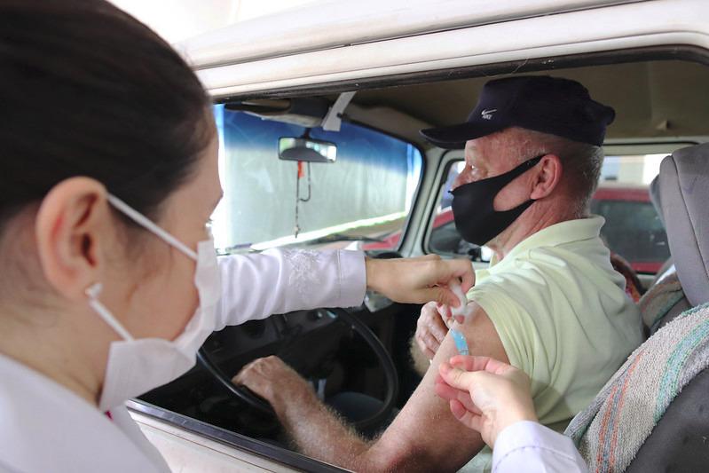 vacinação paraná